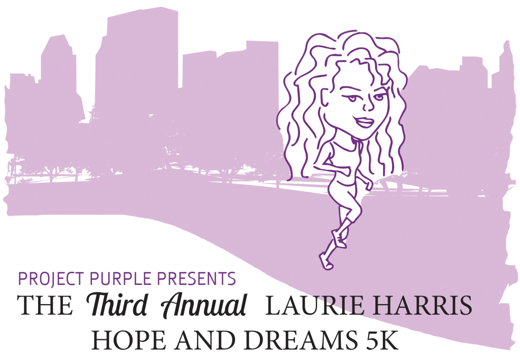 Laurie Harris Website Banner third annual