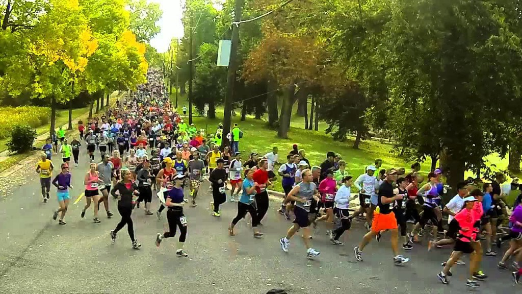 Twin Cities Marathon & 10 Miler